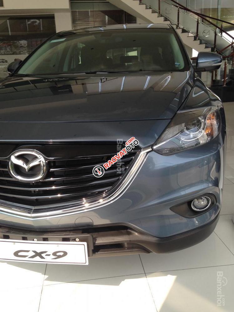 CX9 giá cả hấp dẫn, đứng đầu về chất lượng-1