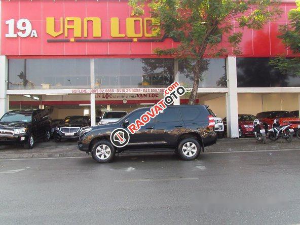 Cần bán Toyota Prado đời 2015, màu đen, nhập khẩu nguyên chiếc-1
