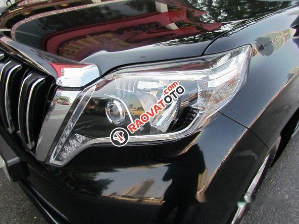 Cần bán Toyota Prado đời 2015, màu đen, nhập khẩu nguyên chiếc-8