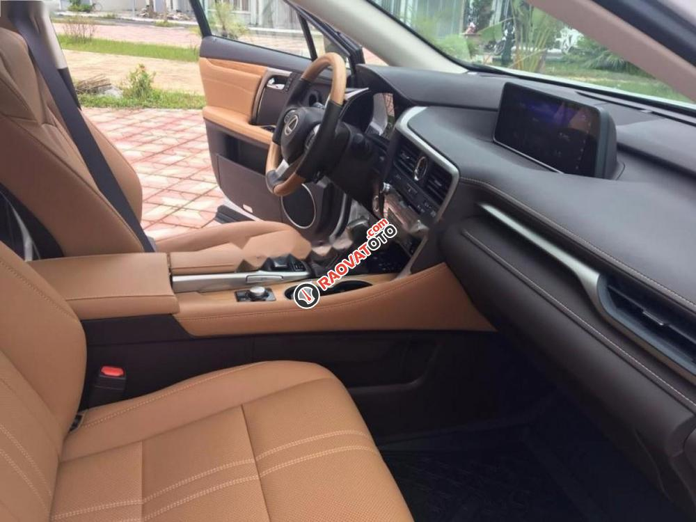 Cần bán Lexus RX 350 đời 2017, màu trắng, xe nhập-3