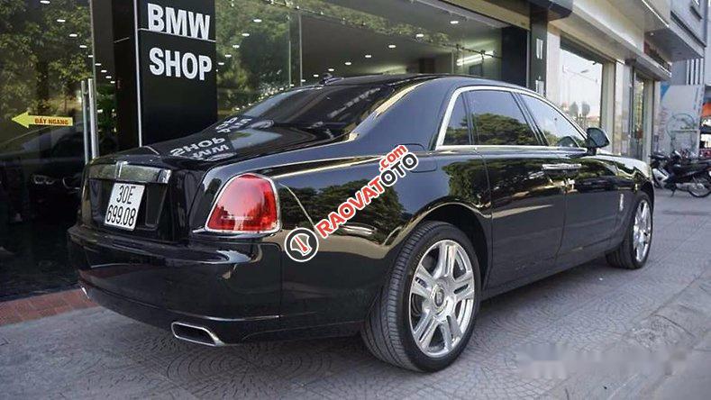 Bán Rolls-Royce Ghost sản xuất 2015, màu đen, nhập khẩu nguyên chiếc-7