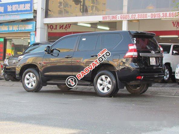 Cần bán Toyota Prado đời 2015, màu đen, nhập khẩu nguyên chiếc-4