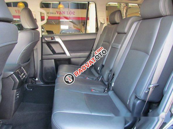 Cần bán Toyota Prado đời 2015, màu đen, nhập khẩu nguyên chiếc-7