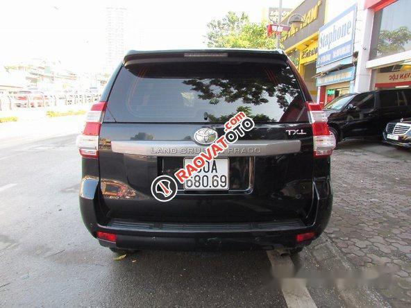 Cần bán Toyota Prado đời 2015, màu đen, nhập khẩu nguyên chiếc-5