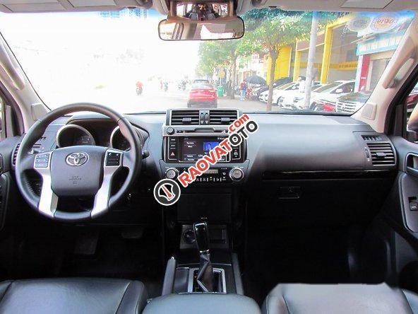 Cần bán Toyota Prado đời 2015, màu đen, nhập khẩu nguyên chiếc-6
