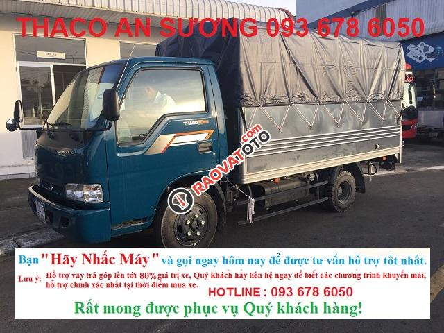 Bán xe Thaco Kia K165 2,4 tấn mới. Thaco Kia K165 trả góp, Kia K165 2,4 tấn mới-2