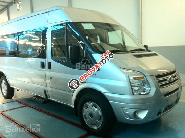 Ford Thủ Đô bán Ford Transit Mid, Lux mới 100%, trả góp 90% - Liên hệ Mr. Tuấn 0986473879-0
