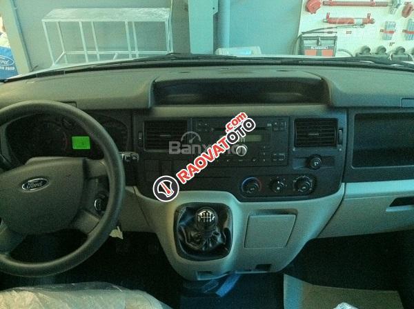 Ford Thủ Đô bán Ford Transit Mid, Lux mới 100%, trả góp 90% - Liên hệ Mr. Tuấn 0986473879-3
