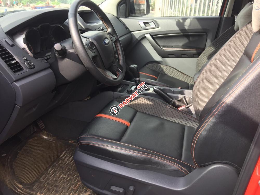 Bán xe Ford Ranger Wildtrak 3.2 sản xuất 2015, xe cty xuất hóa đơn-3