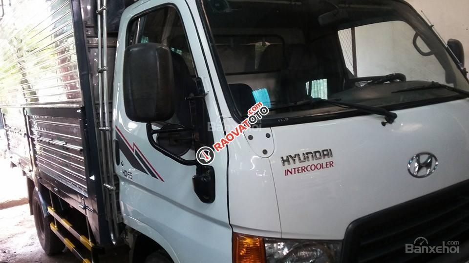 Cần bán xe Hyundai HD 65 đời 2012, màu trắng, giá chỉ 415 triệu-0