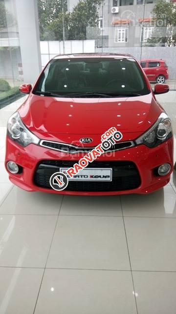 Kia Cerato Koup 2.0 đời 2014, màu đỏ, xe nhập, 760 triệu-4