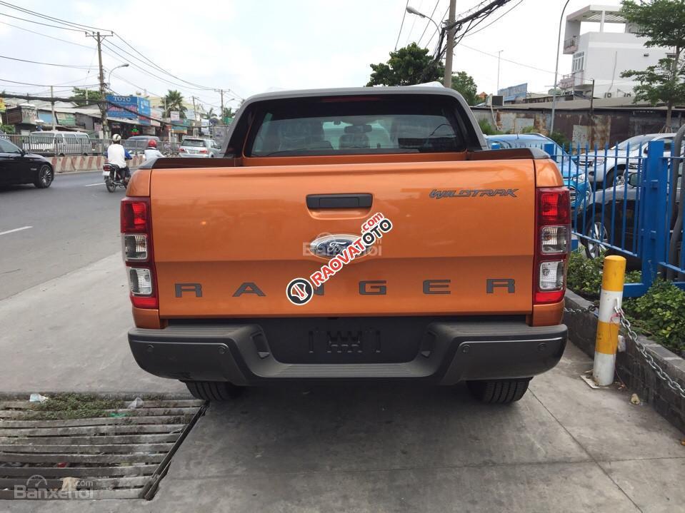 Bán Ford Ranger Wildtrak 3.2, xe giao ngay. LH 0933523838-1
