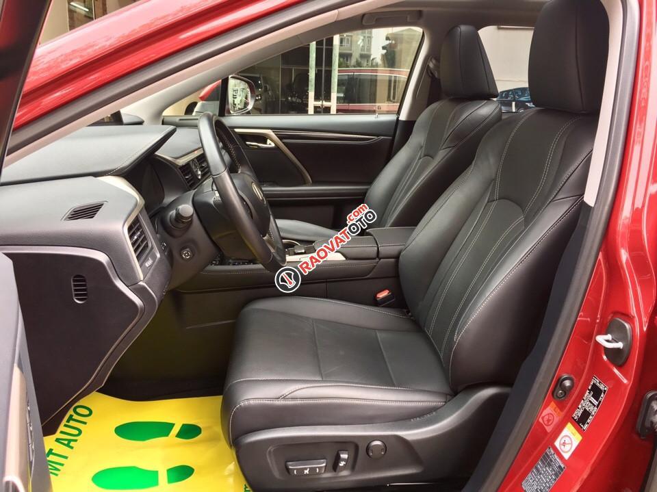 Cần bán xe Lexus RX 200T đời 2016, màu đỏ, nhập khẩu Mỹ giá tốt. LH: 0948.256.912-6