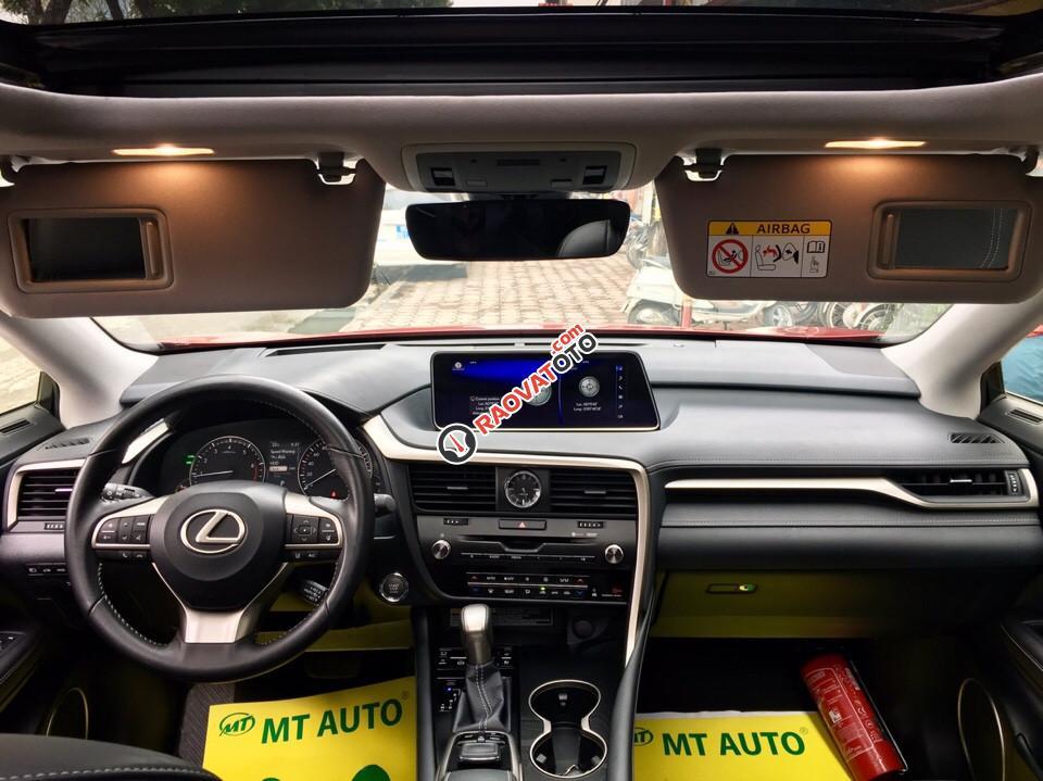 Cần bán xe Lexus RX 200T đời 2016, màu đỏ, nhập khẩu Mỹ giá tốt. LH: 0948.256.912-9