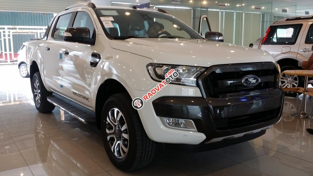 Bán Ford Ranger 2017, nhập khẩu, giá tốt nhất thị trường-2