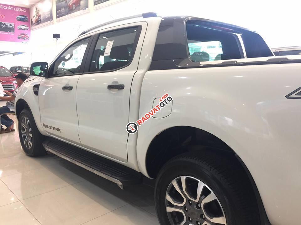 Bán Ford Ranger 2017, nhập khẩu, giá tốt nhất thị trường-1