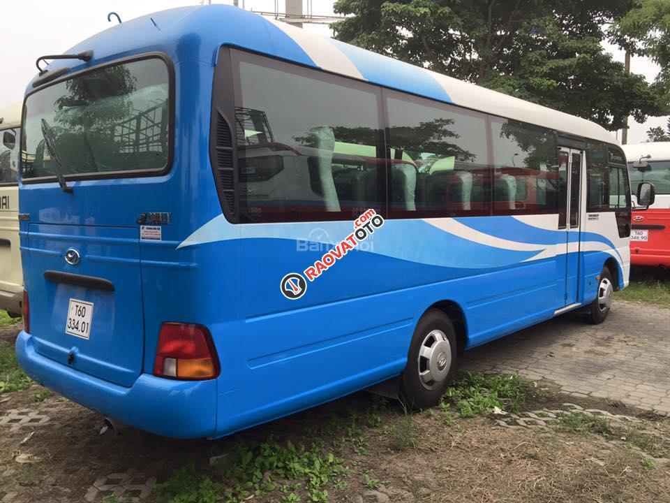 Bán xe khách thân dài Tracomeco 29 chỗ, ghế 2-2 Châu Âu ĐT: 0961237211-1