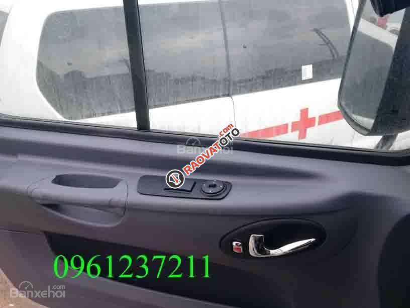 Bán xe khách thân dài Tracomeco 29 chỗ, ghế 2-2 Châu Âu ĐT: 0961237211-9