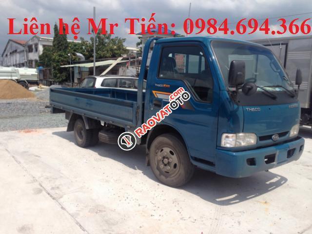 Bán xe tải Kia K165 tải 2.4, tấn thùng bạt, thùng kín liên hệ 0984694366, hỗ trợ trả góp lãi suất thấp-4