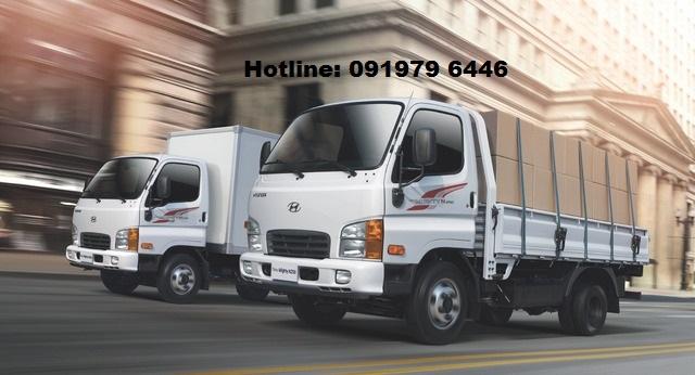 Hyundai Mighty N250-2.5T 2018, màu trắng, giao ngay-3