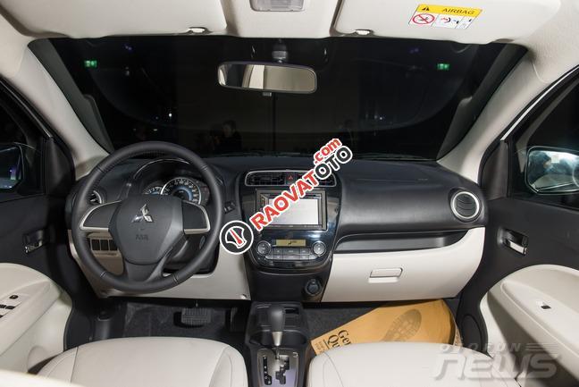 Mitsubishi Attrage 2018, màu đỏ nhập khẩu nguyên chiếc tại Mitsubishi Quảng Bình-0