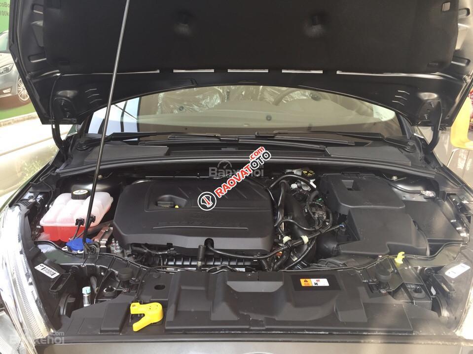 Cần bán xe Ford Focus 1.5 Ecoboost Trend, màu xám (ghi), giá tốt nhất. LH 0933523838-0