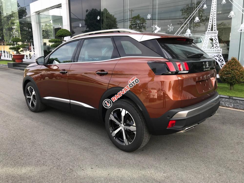 Quận 7 Peugeot Phú Mỹ Hưng, bán xe 3008 All New, dòng xe Châu Âu - hỗ trợ mua xe trả góp 80%-1