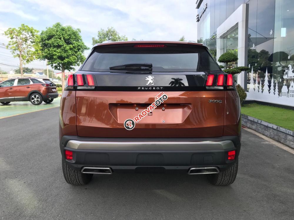 Quận 7 Peugeot Phú Mỹ Hưng, bán xe 3008 All New, dòng xe Châu Âu - hỗ trợ mua xe trả góp 80%-0