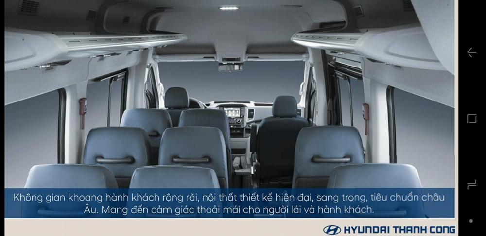 Cần bán xe Hyundai Xe khách Solati 16C 2019-3