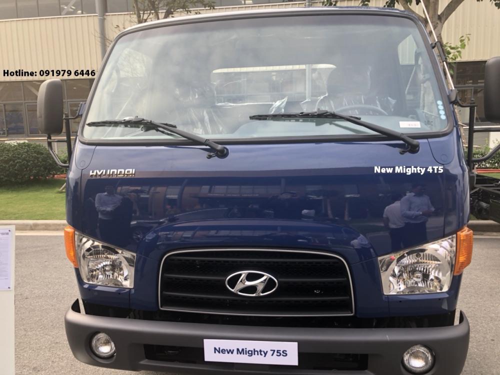 Cần bán Hyundai Mighty 75S-3.5T, 1.8T 2020, 668tr-0