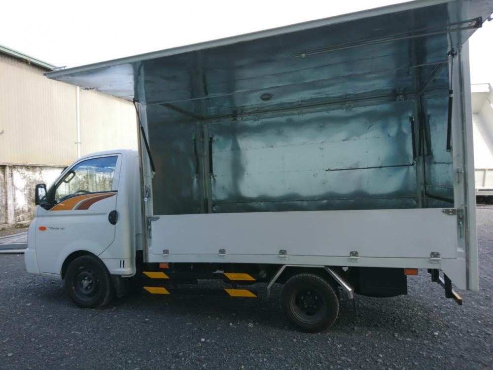 Bán Hyundai Porter 1.5T 2020, màu trắng, thùng cánh dơi EURO4-3