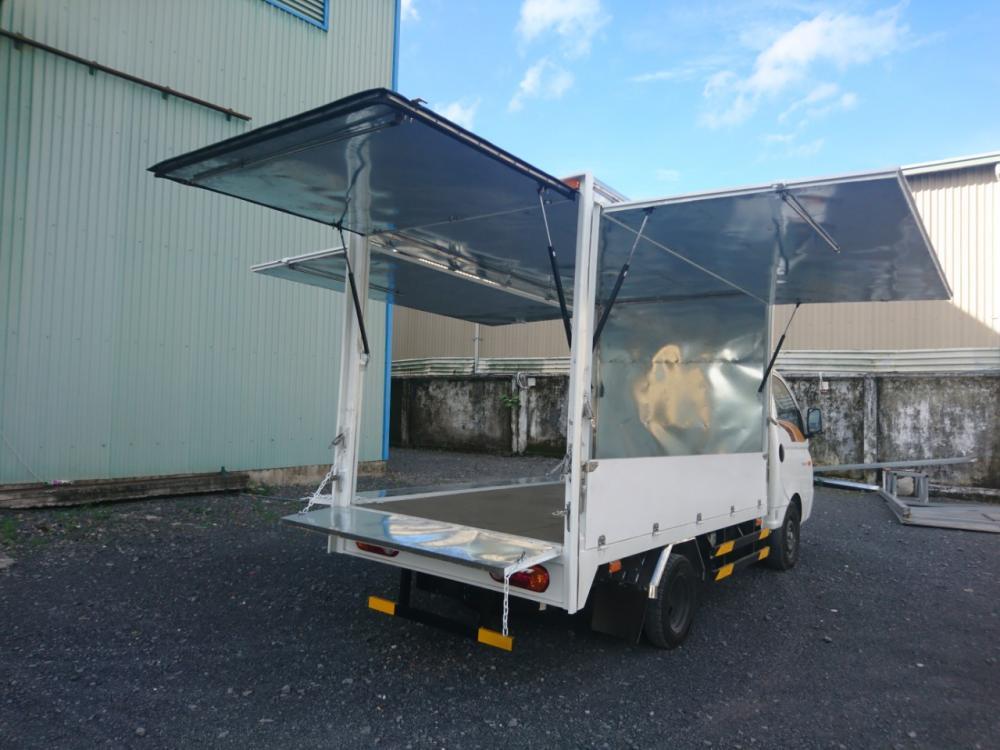 Bán Hyundai Porter 1.5T 2020, màu trắng, thùng cánh dơi EURO4-7