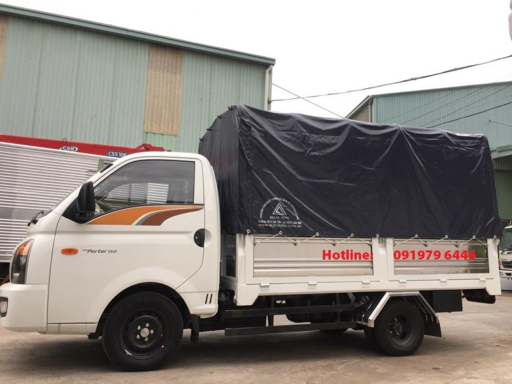 Cần bán xe Hyundai Porter thùng bạt 2019-4