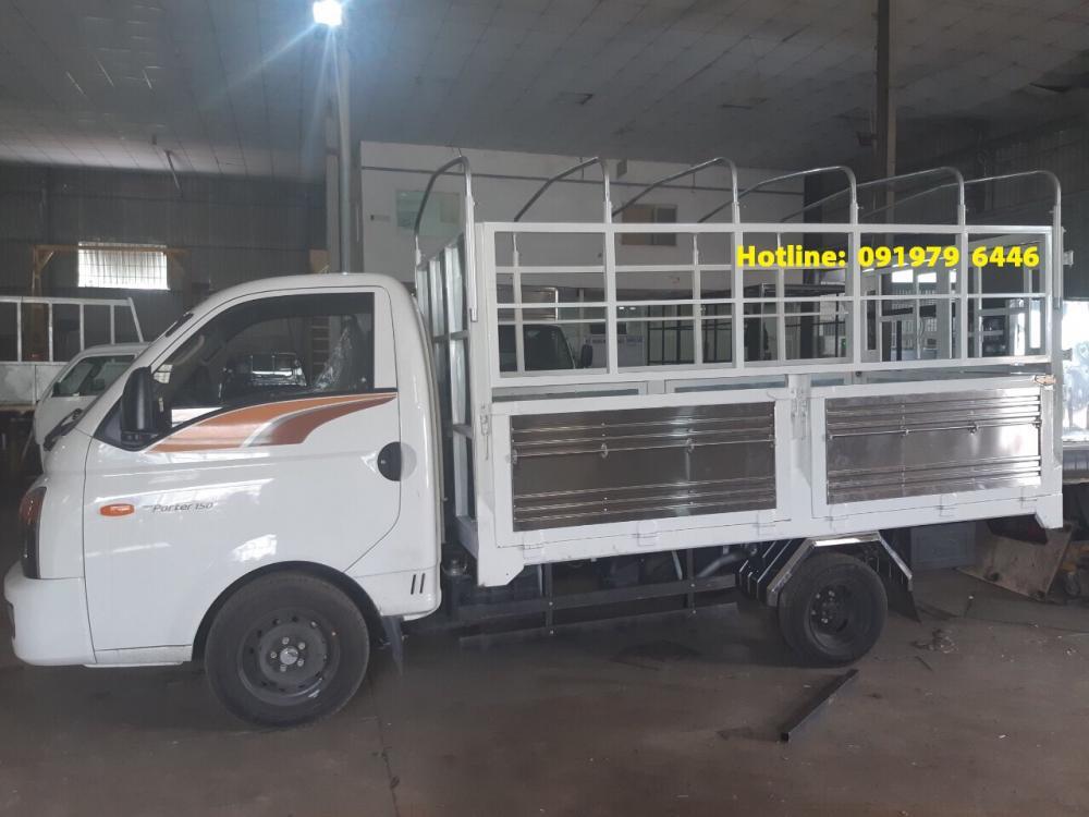 Cần bán xe Hyundai Porter thùng bạt 2019-6