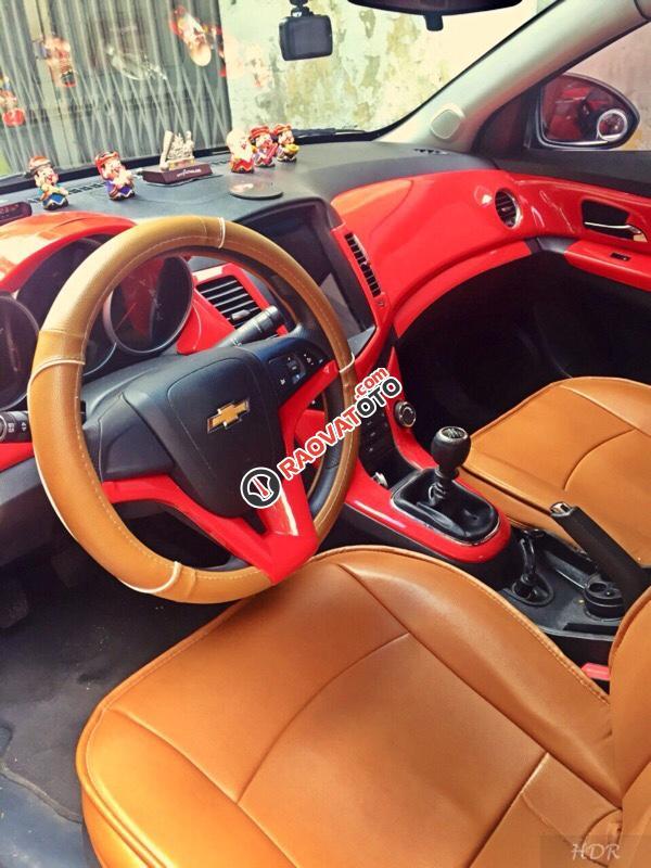 Bán Chevrolet Cruze Ls sx 2013 trang bị nhiều đồ chơi-3