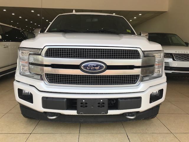 Bán ô tô Ford F 150 Platium năm 2019, màu trắng, nhập khẩu chính hãng-0
