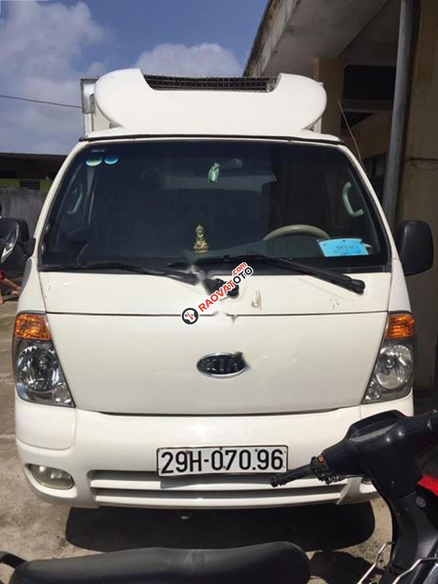 Cần bán xe Kia Bongo 2007, màu trắng, xe nhập-1