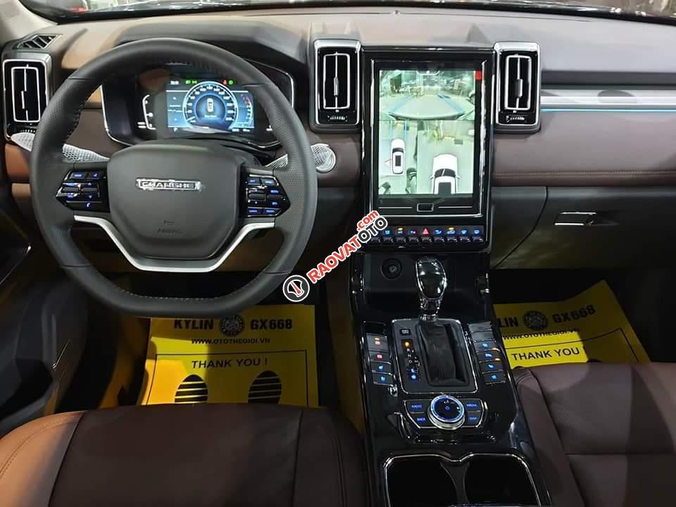Cần bán xe BAIC Q7 đời 2019, nhập khẩu nguyên chiếc-4
