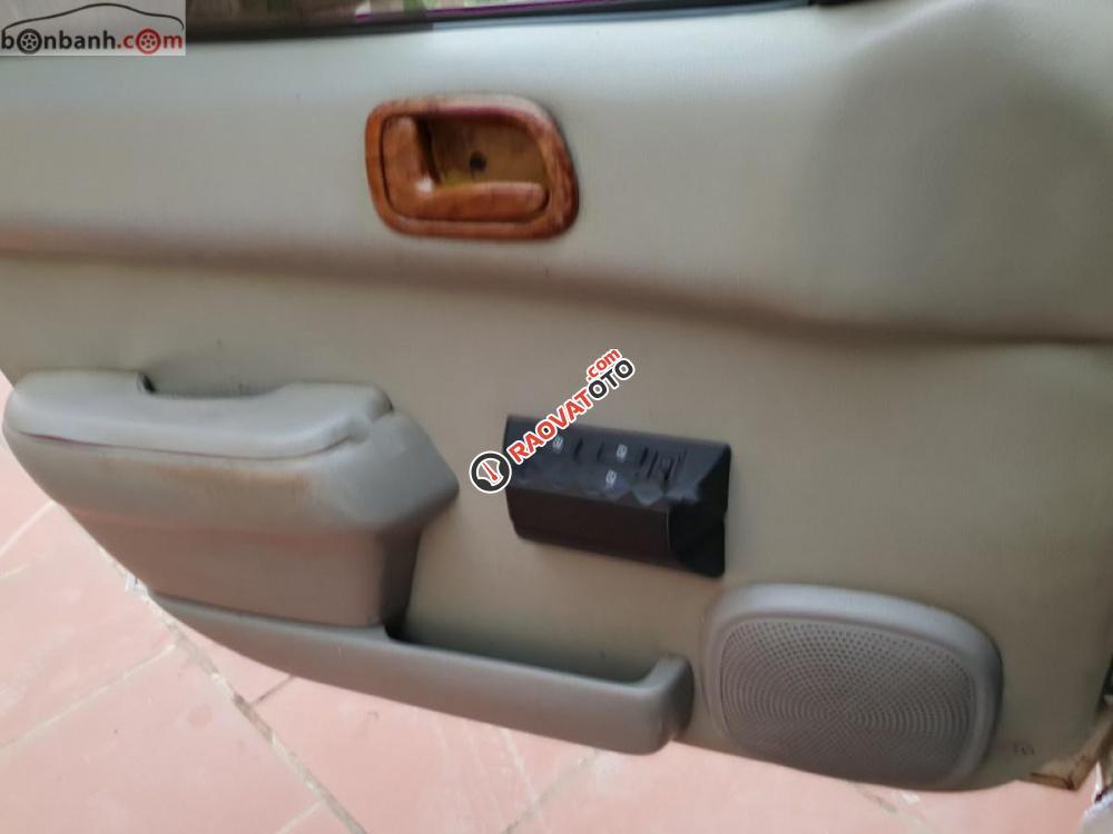 Bán Toyota Corolla 2001, màu trắng, giá tốt-1
