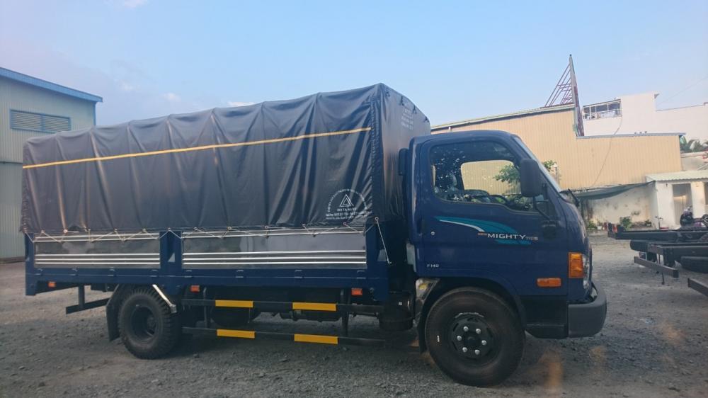 Bán Hyundai Mighty 75S-3.5T, 1.8T hạ tải vào Thành phố-5