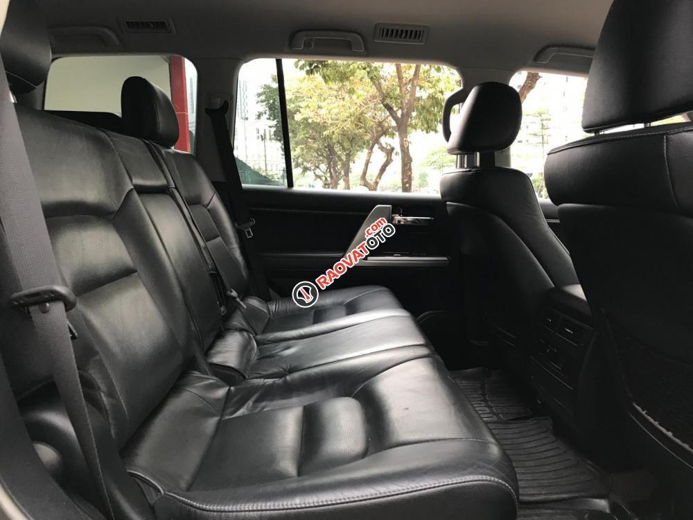 Bán Toyota Land Cruiser đời 2015, màu đen, nhập khẩu-7
