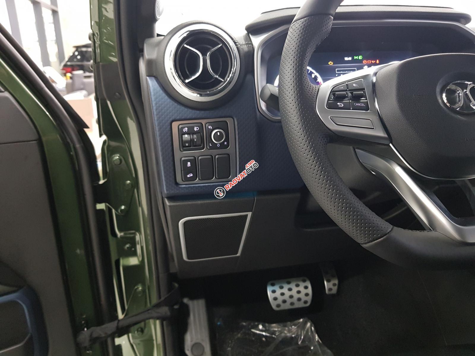 Bán xe Baic BJ40L 2.3 Turbo sản xuất 2019-9
