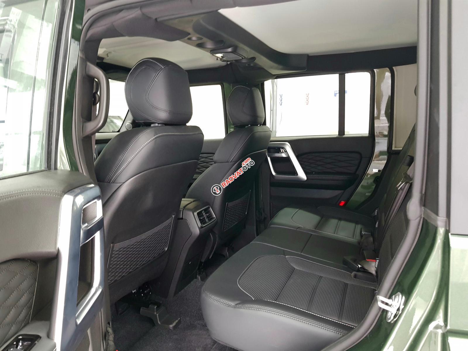 Bán xe Baic BJ40L 2.3 Turbo sản xuất 2019-5