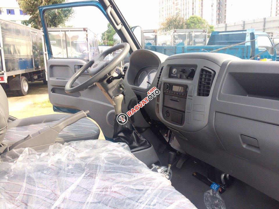 Bán xe ben THACO 2.5 tấn, Xe ben nhẹ, Xe ben 2 khối, xe ben Bình Dương-8