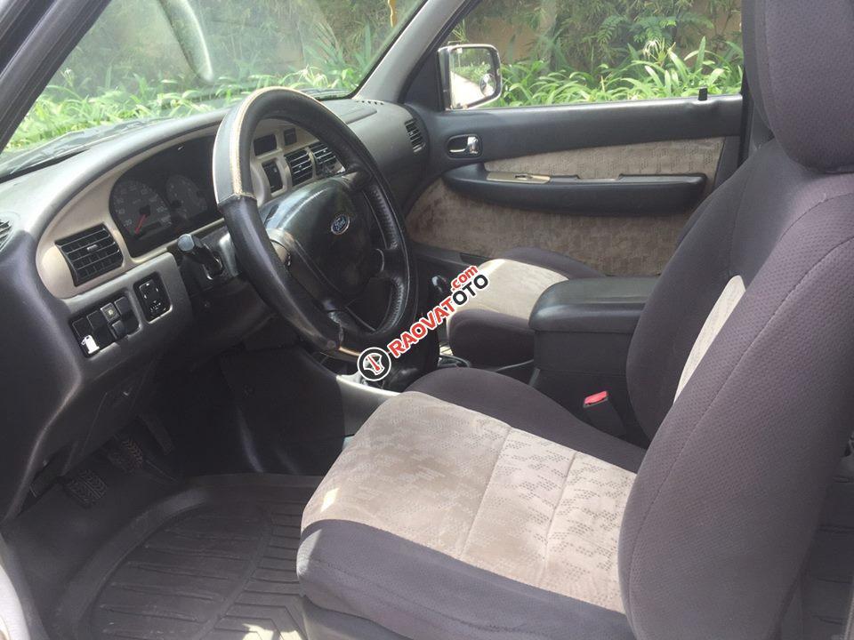 Bán xe Ford Everest 2.5L sản xuất 2007, màu đen, giá chỉ 308 triệu-0