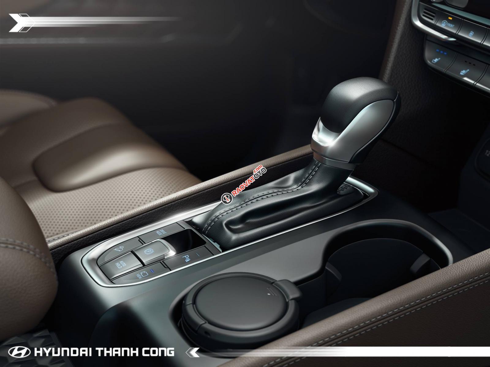 Bán xe Hyundai Santa Fe 2019, màu đen. Xe giao ngay-6