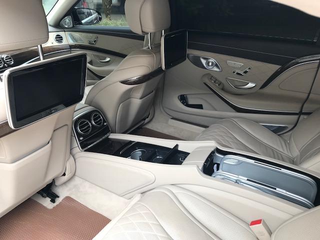 Bán Mercedes S400 Mayback sản xuất 2016 đăng ký 2018 Siêu Mới -4