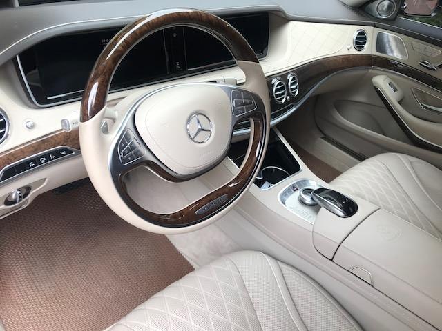 Bán Mercedes S400 Mayback sản xuất 2016 đăng ký 2018 Siêu Mới -8