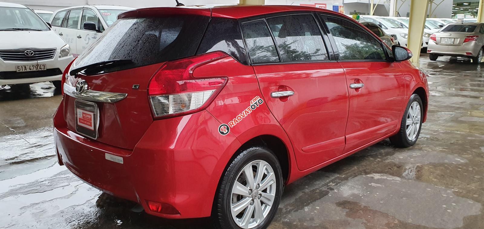 Bán Toyota Yaris nhập Thái Lan đời 2014, liên hệ giá thương lượng-3