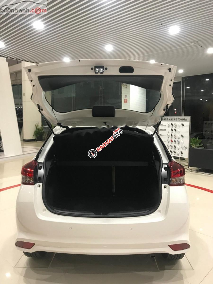 Bán Toyota Yaris 2019, màu trắng, nhập khẩu -1